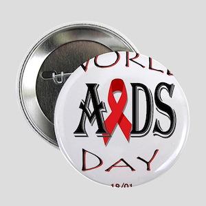 "World AIDS day 2.25"" Button"