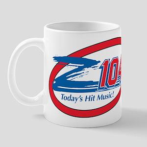 Z104-FM (WZEE) Mug
