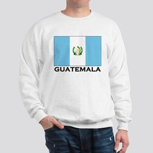 Guatemala Flag Merchandise Sweatshirt