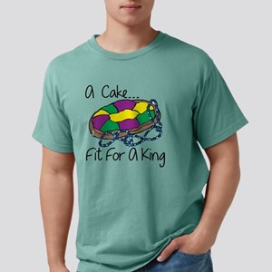 Fit For A King Mens Comfort Colors Shirt