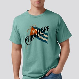 Cuba Libre Mens Comfort Colors Shirt