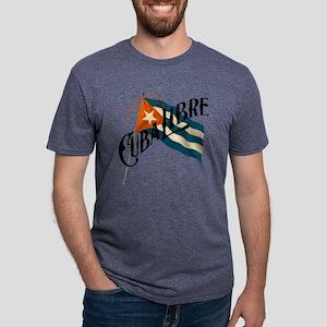 Cuba Libre Mens Tri-blend T-Shirt