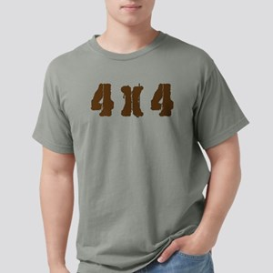 Off Road 4 x 4 Mens Comfort Colors Shirt