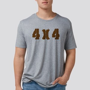 Off Road 4 x 4 Mens Tri-blend T-Shirt