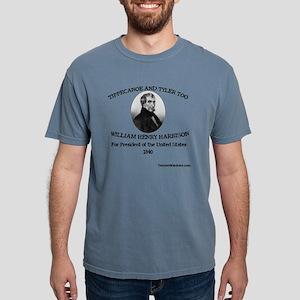 Tippecanoe and Tyler Too Mens Comfort Colors Shirt
