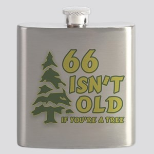 66 Isn't Old, If You're A Tre Flask