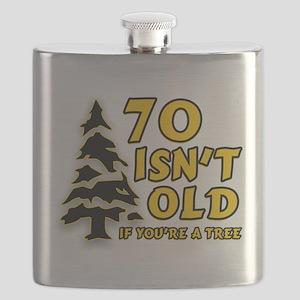 70 isn't old Flask