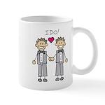 Gay Wedding Grooms Mug