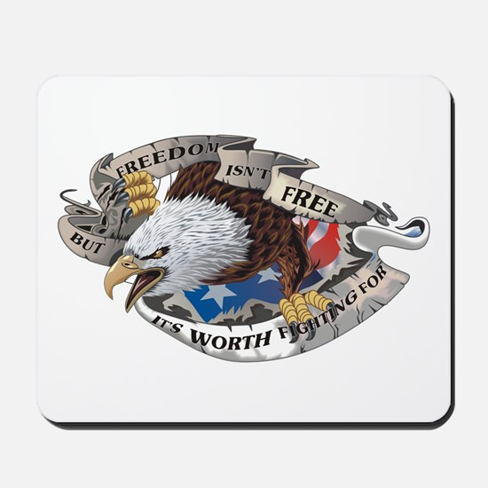 Freedom Isnt Free But Its Worth Fighting For Mouse