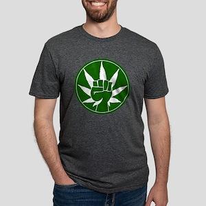 Fight for Legalization Mens Tri-blend T-Shirt