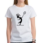 Kokopelli Tennis Player Women's T-Shirt