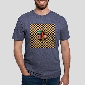 Chess Boxes Mens Tri-blend T-Shirt