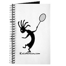Kokopelli Tennis Player Journal