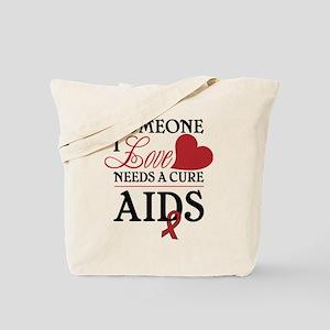 Someone I Love.... Tote Bag
