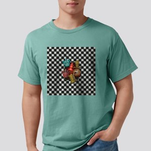 Chess Boxes Mens Comfort Colors Shirt