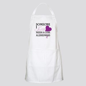 Someone I Love.... Apron