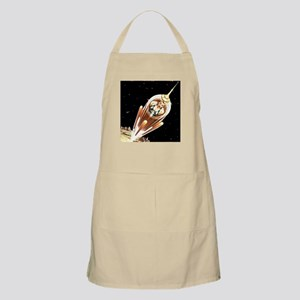 Exile In Space BBQ Apron