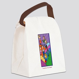 STEPSworking Canvas Lunch Bag