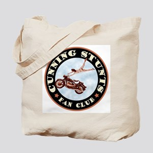 Cunning Stunts Tote Bag