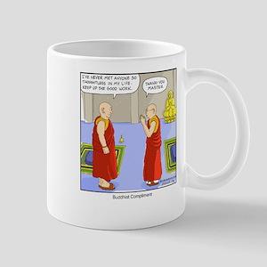 Buddhist Compliment Mug