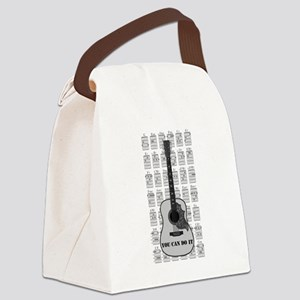 G and C 01 Canvas Lunch Bag