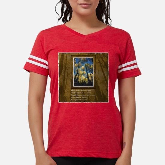 aspensPillow.jpg Womens Football Shirt