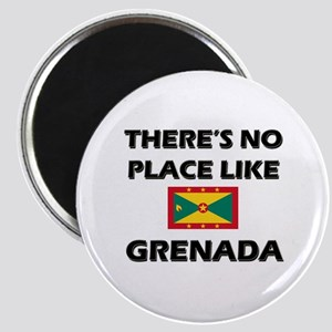 There Is No Place Like Grenada Magnet