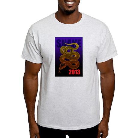 2013snake2 Light T-Shirt