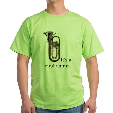 its a euphonium.jpg T-Shirt