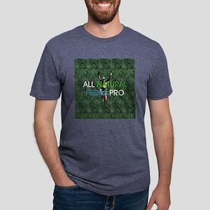 allnaturalppsq Mens Tri-blend T-Shirt