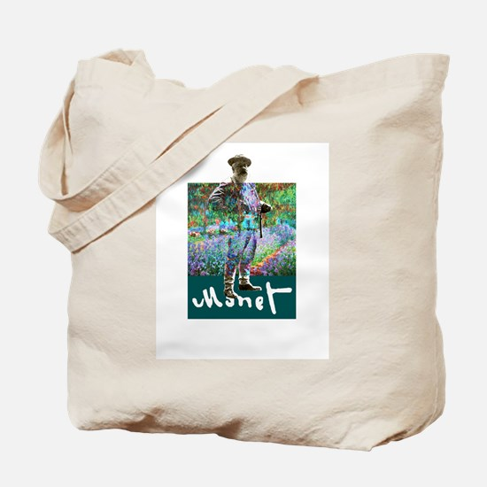 Claude Monet Tote Bag