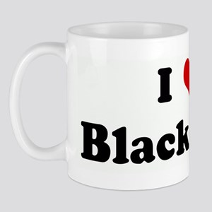 I Love Black Men Mug