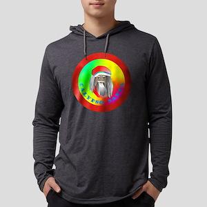 Calypso Santa Mens Hooded Shirt
