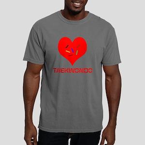 LOVE TAEKWONDO Mens Comfort Colors Shirt