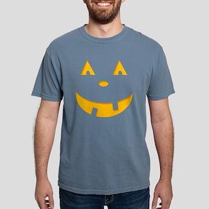 pumpkin Mens Comfort Colors Shirt