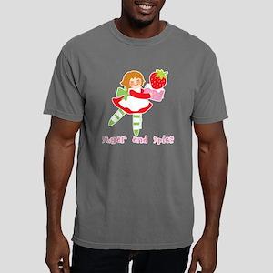 sas_10x10_blk Mens Comfort Colors Shirt
