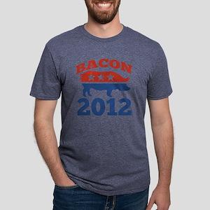 Bacon 2012 Mens Tri-blend T-Shirt