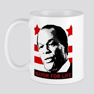 Mayor For Life Mug