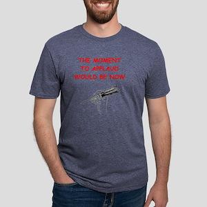 i love darts Mens Tri-blend T-Shirt