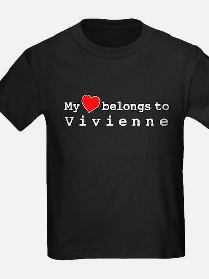 My Heart Belongs To Vivienne T