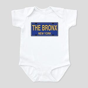 Bronx Retro Plate Infant Bodysuit