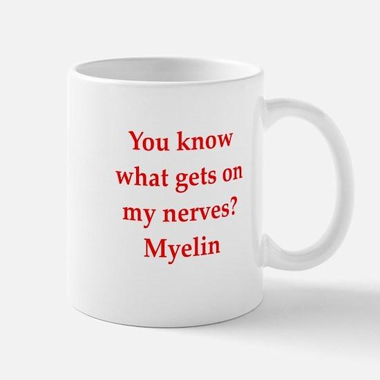 nerves Mug