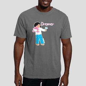 dreamer_10x10_blk Mens Comfort Colors Shirt