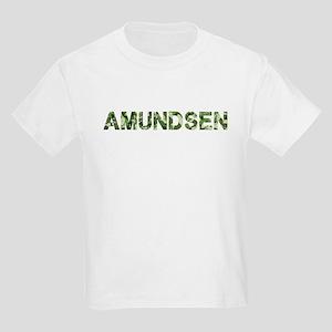 Amundsen, Vintage Camo, Kids Light T-Shirt