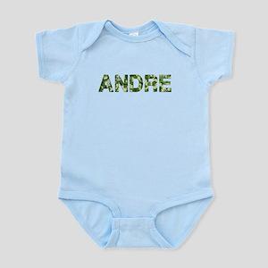 Andre, Vintage Camo, Infant Bodysuit