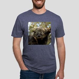 B Cat 15.35 002 Mens Tri-blend T-Shirt