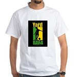 Jamaica Yard Balla White T-Shirt