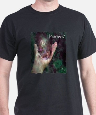 angel in the hand precious art illustration T-Shirt