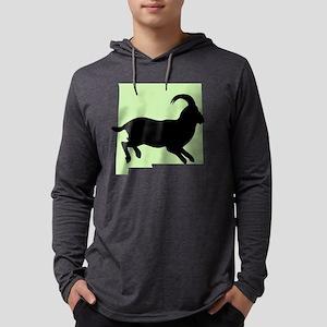 New Mexico Bighorn Sheep Mens Hooded Shirt
