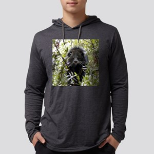 B Cat 15.35 004 Mens Hooded Shirt